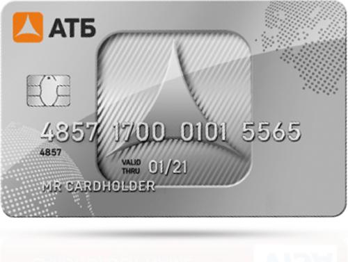 Кредитная карта «Мои правила» от АТБ