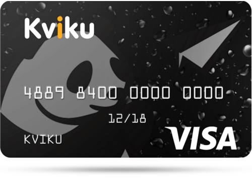виртуальная кредитная карта kviku что это такое