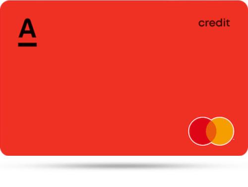 Кредитная карта «100 дней без процентов» Mastercard Classic от Альфа-Банка