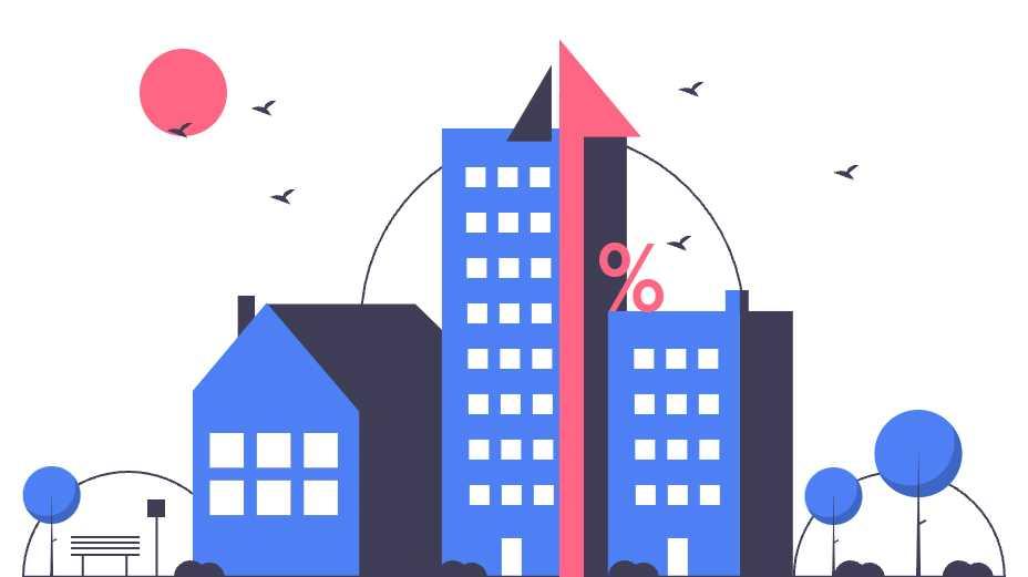 Рост ставок по ипотеке в 2021 году